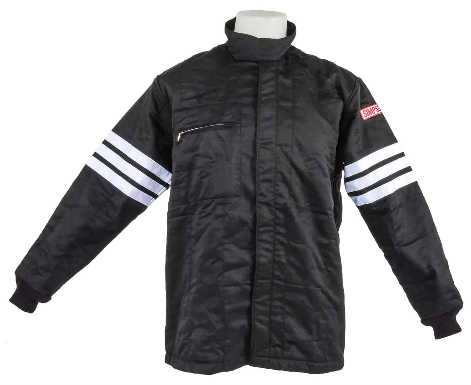 Simpson 0302512 - Simpson Classic 3-Stripe SFI-1 Driving Jackets, Pants and Suits