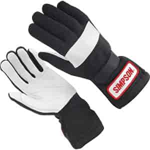 Simpson 21100LK - Simpson Posi Grip Driving Gloves
