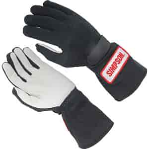 Simpson 22500LK - Simpson Sportsman Grip Driving Gloves