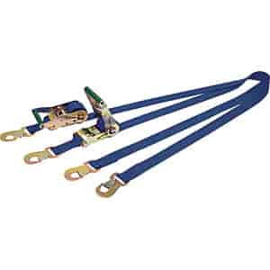 Simpson 35007BL - Simpson Ratchet Tie-Down