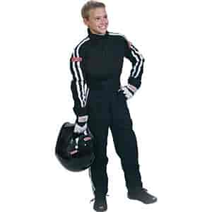 Simpson P402311 - Simpson Junior SFI-5 One-Piece Driving Suits
