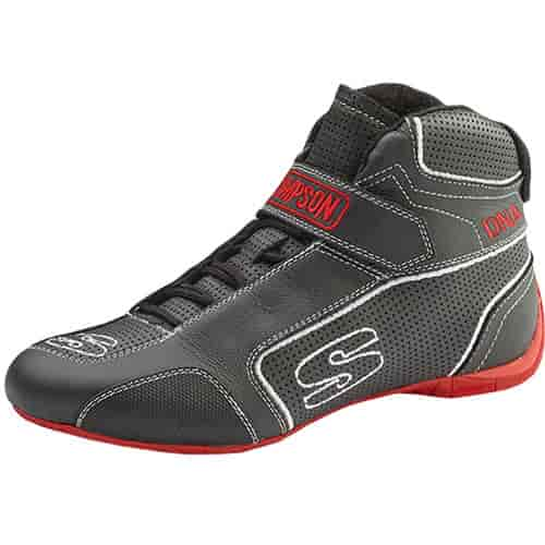 Simpson Racing Shoes >> Simpson Sfi 3 3 5 Dna Racing Shoes Size 10 5