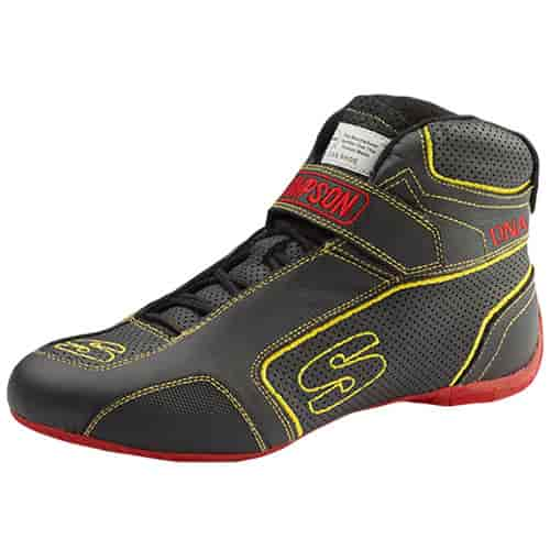 Simpson Racing Shoes >> Simpson Sfi 3 3 5 Dna Racing Shoes Size 6 5