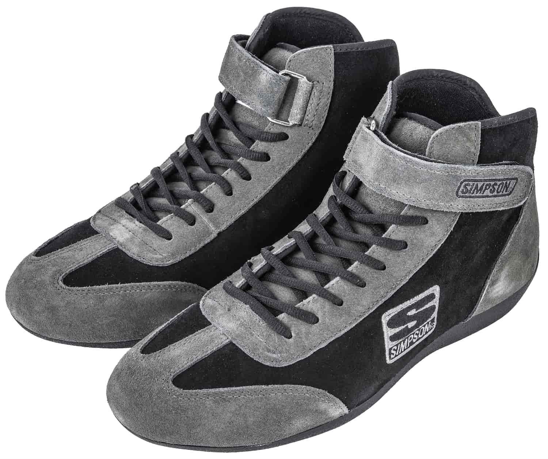 2710112-21-9.5 White//Black Size-9.5 Tech 1-T Shoes Alpinestars