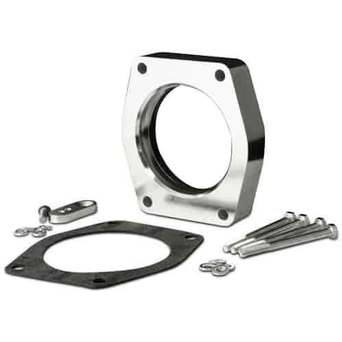 aFe Power 46-34003 Silver Bullet Throttle Body Spacer fits 2007-2013 GM Trucks