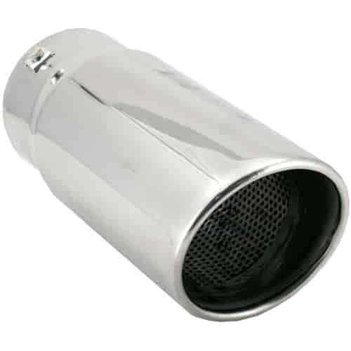 Spectre 22421 - Spectre Performance Polished Stainless Steel Exhaust Tips