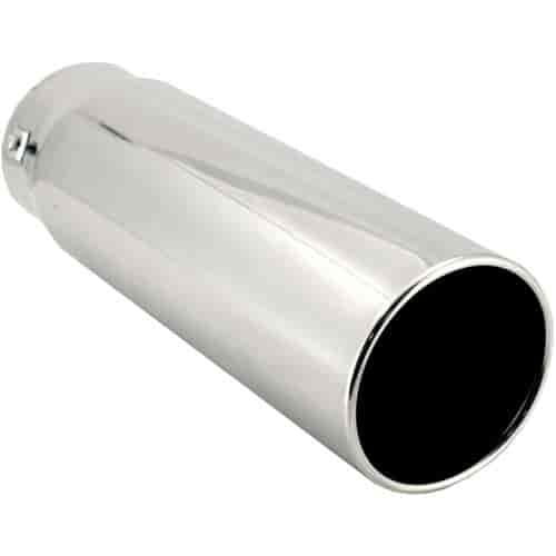 Spectre 22431 - Spectre Performance Polished Stainless Steel Exhaust Tips