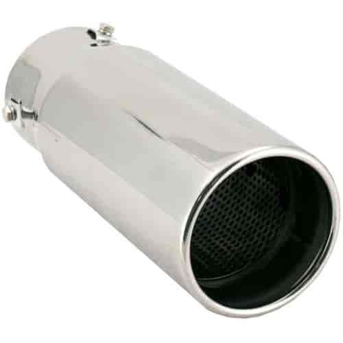 Spectre 25556 - Spectre Performance Polished Stainless Steel Exhaust Tips