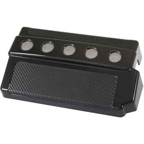 spectre 42727k camaro fuse box cover 2010 2015 camaro v6. Black Bedroom Furniture Sets. Home Design Ideas