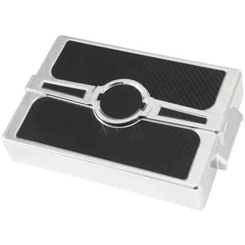 spectre 42837 fuse box cover 2009 2014 dodge charger. Black Bedroom Furniture Sets. Home Design Ideas