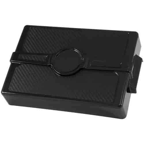 spectre 42837k fuse box cover 2009 2014 dodge chrysler. Black Bedroom Furniture Sets. Home Design Ideas
