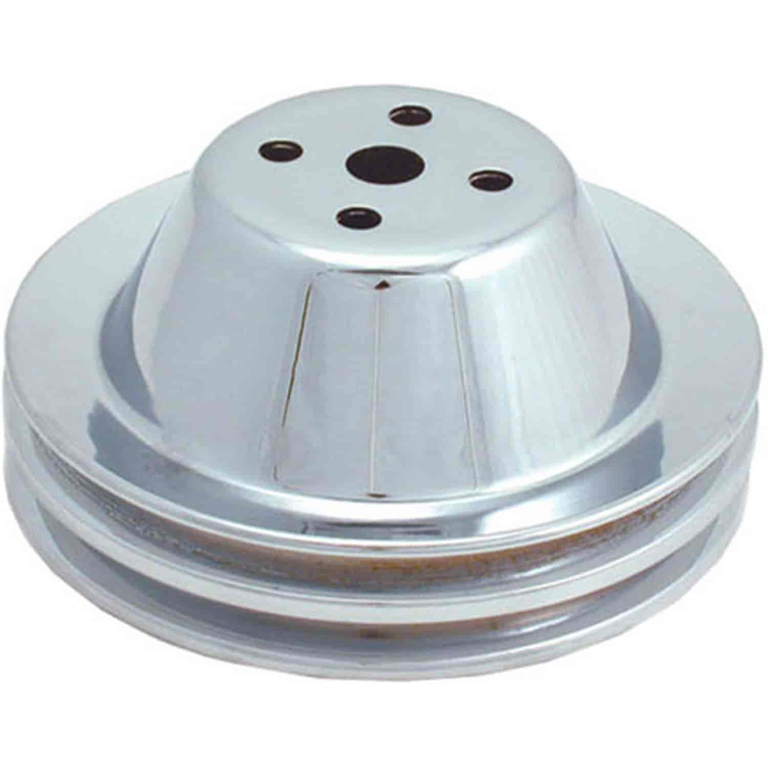 Spectre 4378 - Spectre Chrome-Plated Steel Pulleys