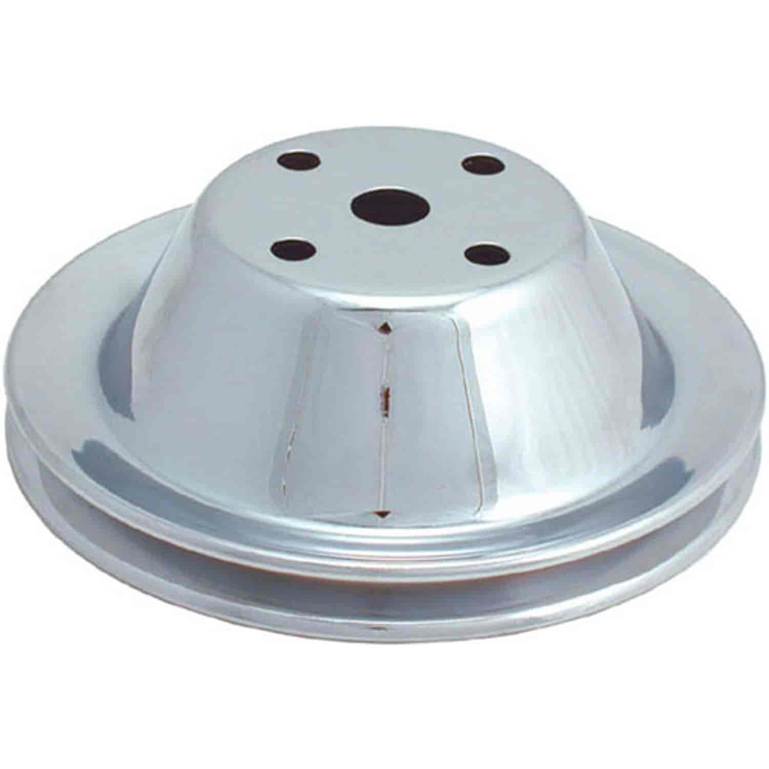 Spectre 4408 - Spectre Chrome-Plated Steel Pulleys