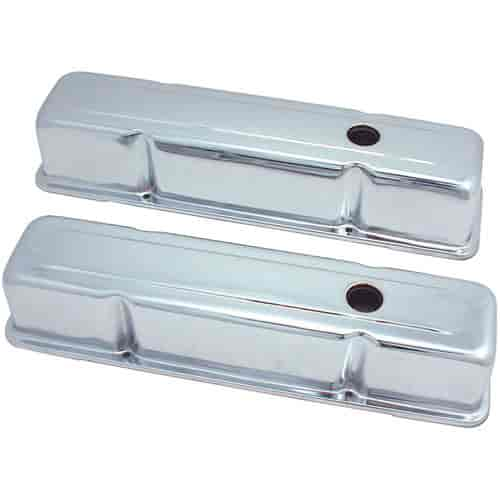 Spectre 5210 - Spectre Triple Chrome-Plated Valve Covers
