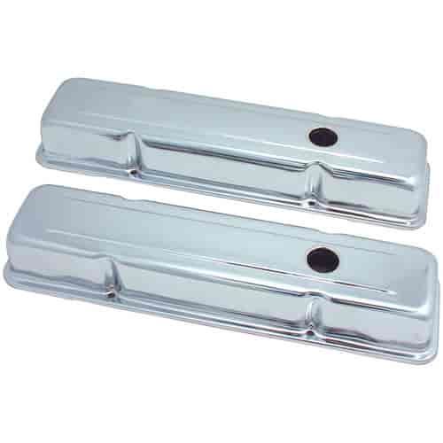 Spectre 5220 - Spectre Triple Chrome-Plated Valve Covers