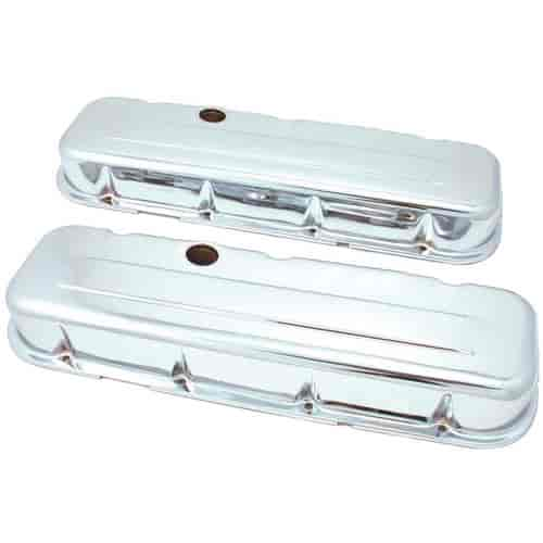 Spectre 5240 - Spectre Triple Chrome-Plated Valve Covers