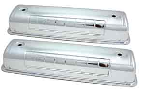 Spectre 5241 - Spectre Triple Chrome-Plated Valve Covers