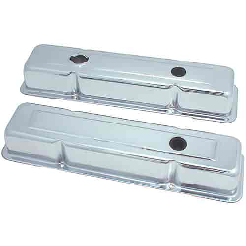 Spectre 5258 - Spectre Triple Chrome-Plated Valve Covers
