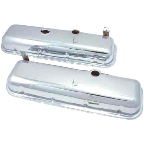 Spectre 5261 - Spectre Triple Chrome-Plated Valve Covers