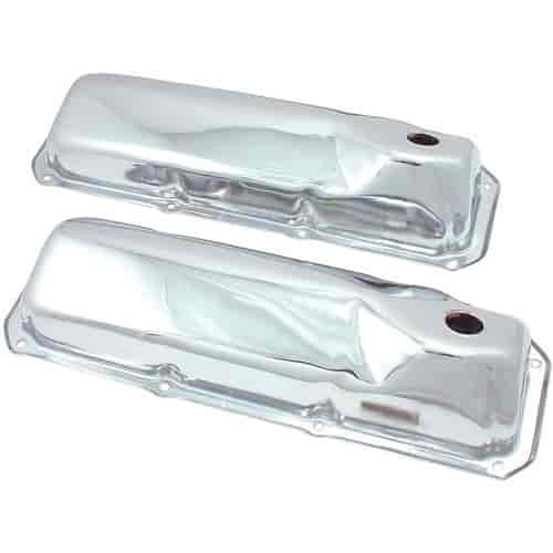 Spectre 5263 - Spectre Triple Chrome-Plated Valve Covers