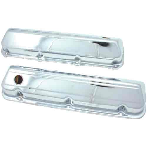 Spectre 5264 - Spectre Triple Chrome-Plated Valve Covers