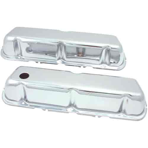 Spectre 5265 - Spectre Triple Chrome-Plated Valve Covers