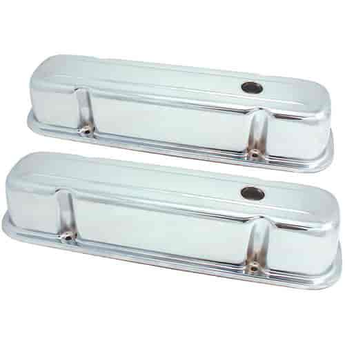 Spectre 5272 - Spectre Triple Chrome-Plated Valve Covers