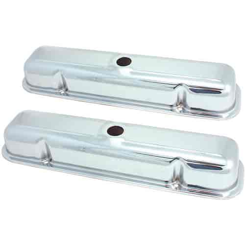 Spectre 5273 - Spectre Triple Chrome-Plated Valve Covers