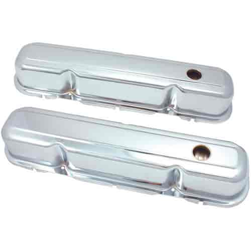 Spectre 5274 - Spectre Triple Chrome-Plated Valve Covers