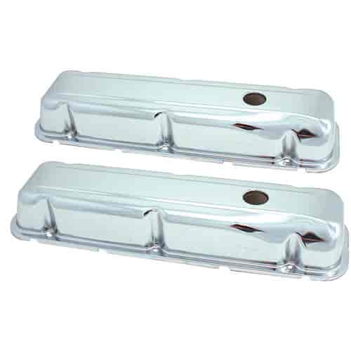 Spectre 5276 - Spectre Triple Chrome-Plated Valve Covers
