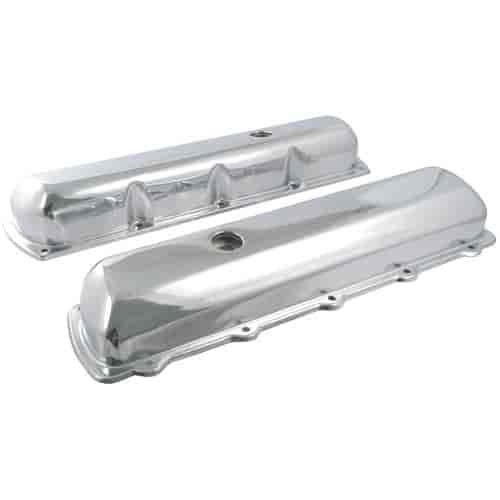 Spectre 5278 - Spectre Triple Chrome-Plated Valve Covers