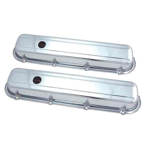 Spectre 5281 - Spectre Triple Chrome-Plated Valve Covers