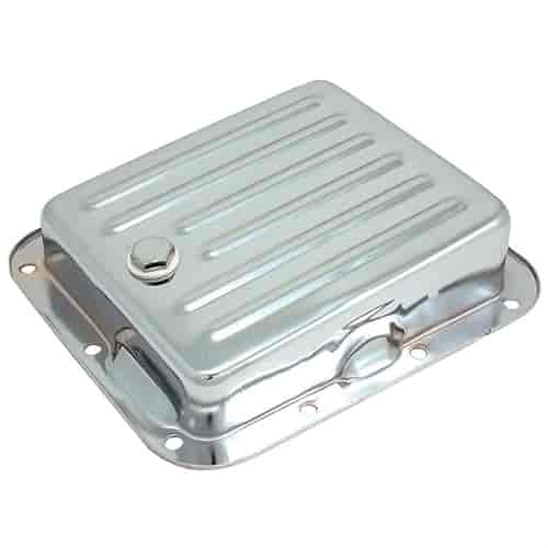 Spectre 5455 - Spectre Chrome-Plated Steel Transmission Pans