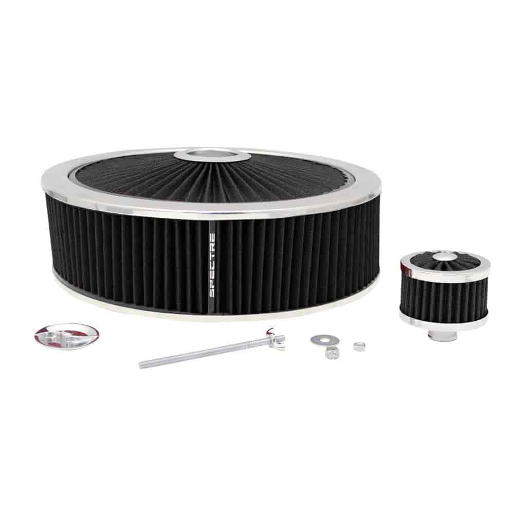 Spectre 847631 - Spectre Extraflow Air Cleaner Value Packs