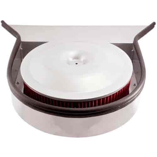 Spectre 98424 - Spectre Cowl Induction Hood Air Cleaners