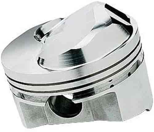 Je Sbc Nitrous Pistons: SRP 139544: Forged High Compression Dome Piston Big Block