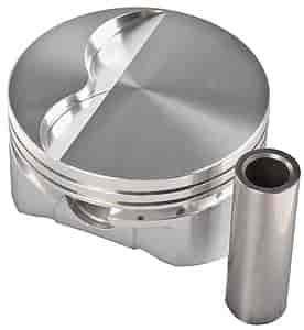SRP 140689-1 - SRP Small Block Ford Flat Top Forged Pistons
