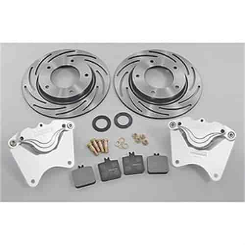 Strange Engineering B4597WC - Strange Engineering Lightweight Spindle Mount Brake Kits