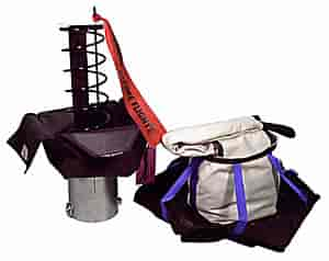 Stroud 42074803 - Stroud Safety Mechanical and Pneumatic Parachute Launcher Systems