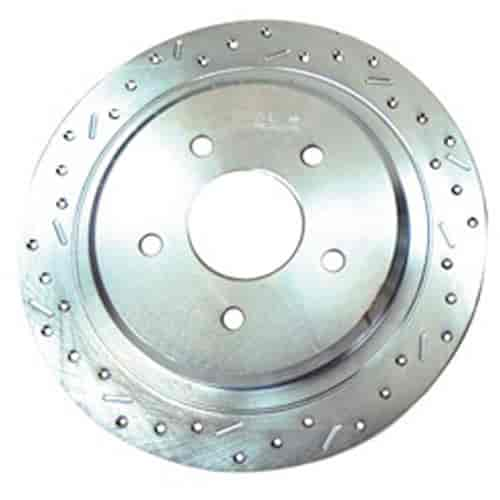 Stainless Brake Rotors : Ssbc aa l stainless steel brakes big bite drilled