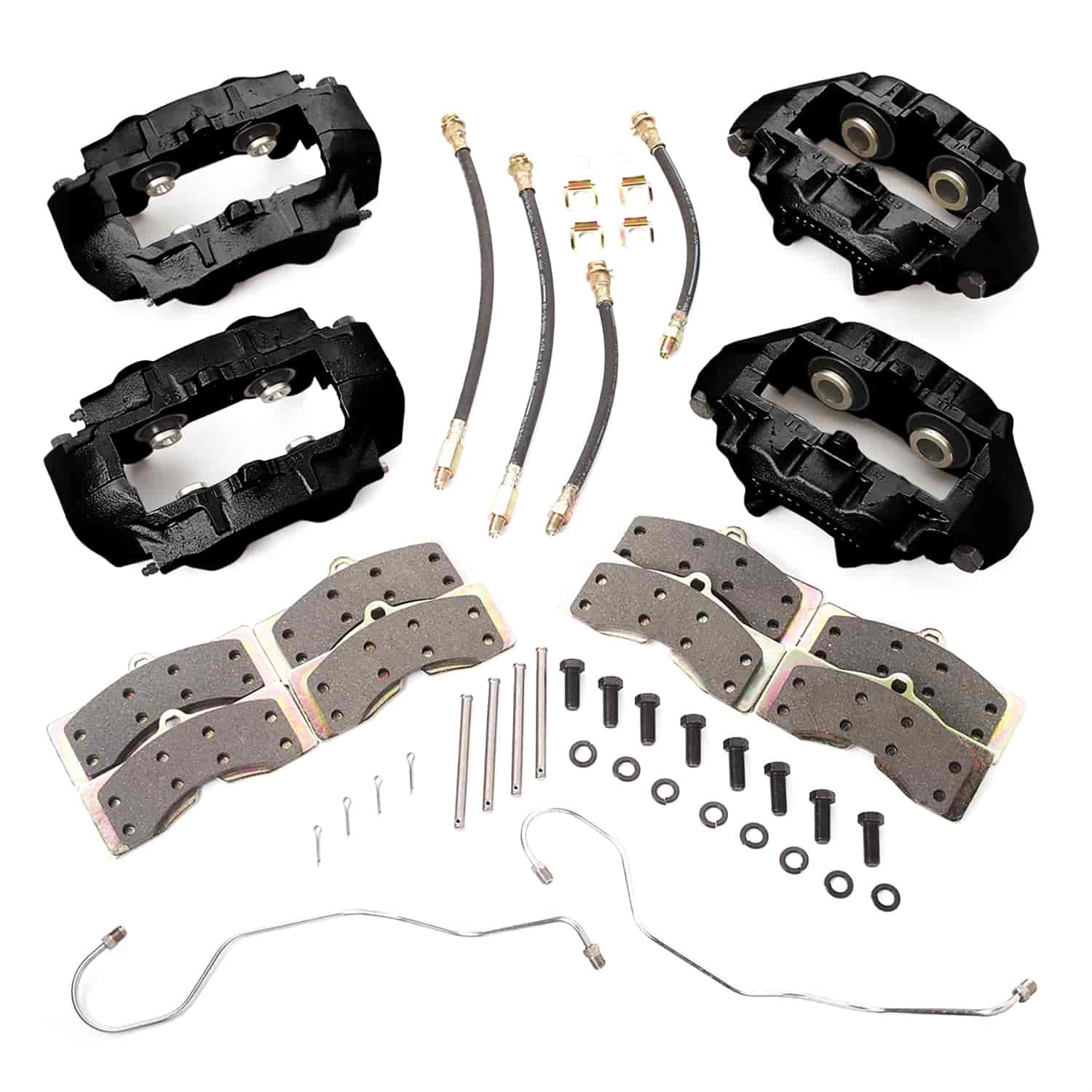 Stainless Steel Brakes A109 - Stainless Steel Brakes OEM Quick Change Caliper Kits