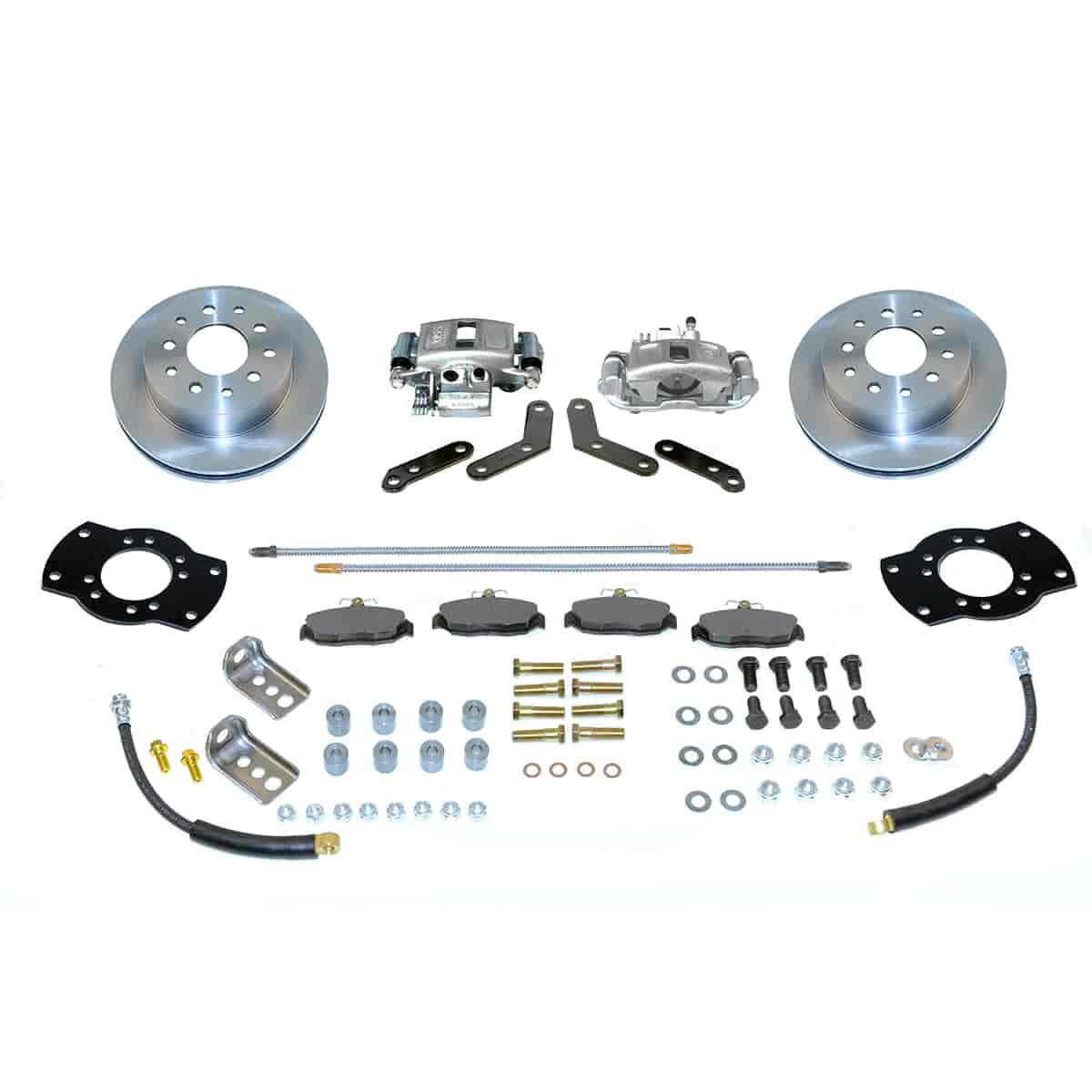 SSBC A125 - Stainless Steel Brakes Single Piston Rear Disc Brake Conversion Kit