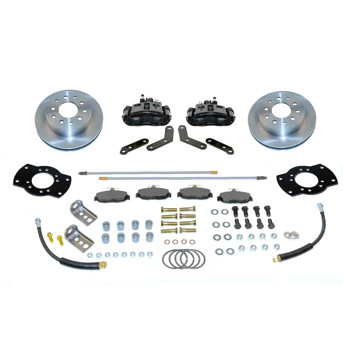 SSBC A125BK - Stainless Steel Brakes Single Piston Rear Disc Brake Conversion Kit