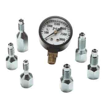 Stainless Steel Brakes A1704 - Stainless Steel Brakes Sure Stop Brake Pressure Gauge Kit
