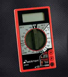 Bosch-Actron CP7674 - Actron Auto Multimeters & Testers