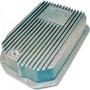 2 Qt 278000 TCI Aluminum Transmission Pan GM 4L80E Deep