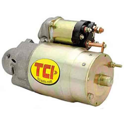 TCI 356000 High Torque Starter Chevy BB & SB 400 168 Tooth