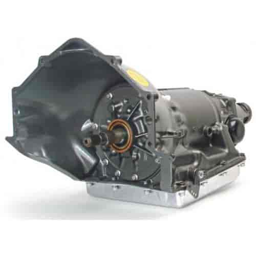 Gm 700r4 Transmission >> Tci 371000 Streetfighter Transmission Chevy 1984 1993 Gm 700r4 Jegs