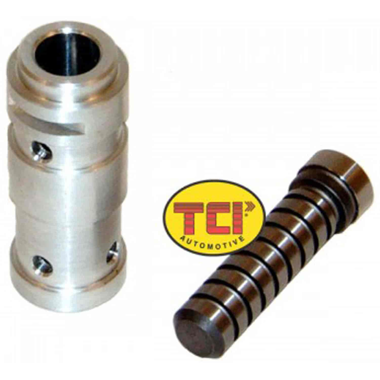 TCI 374400 - TCI Throttle Valve Sleeve Kit for TH700-R4