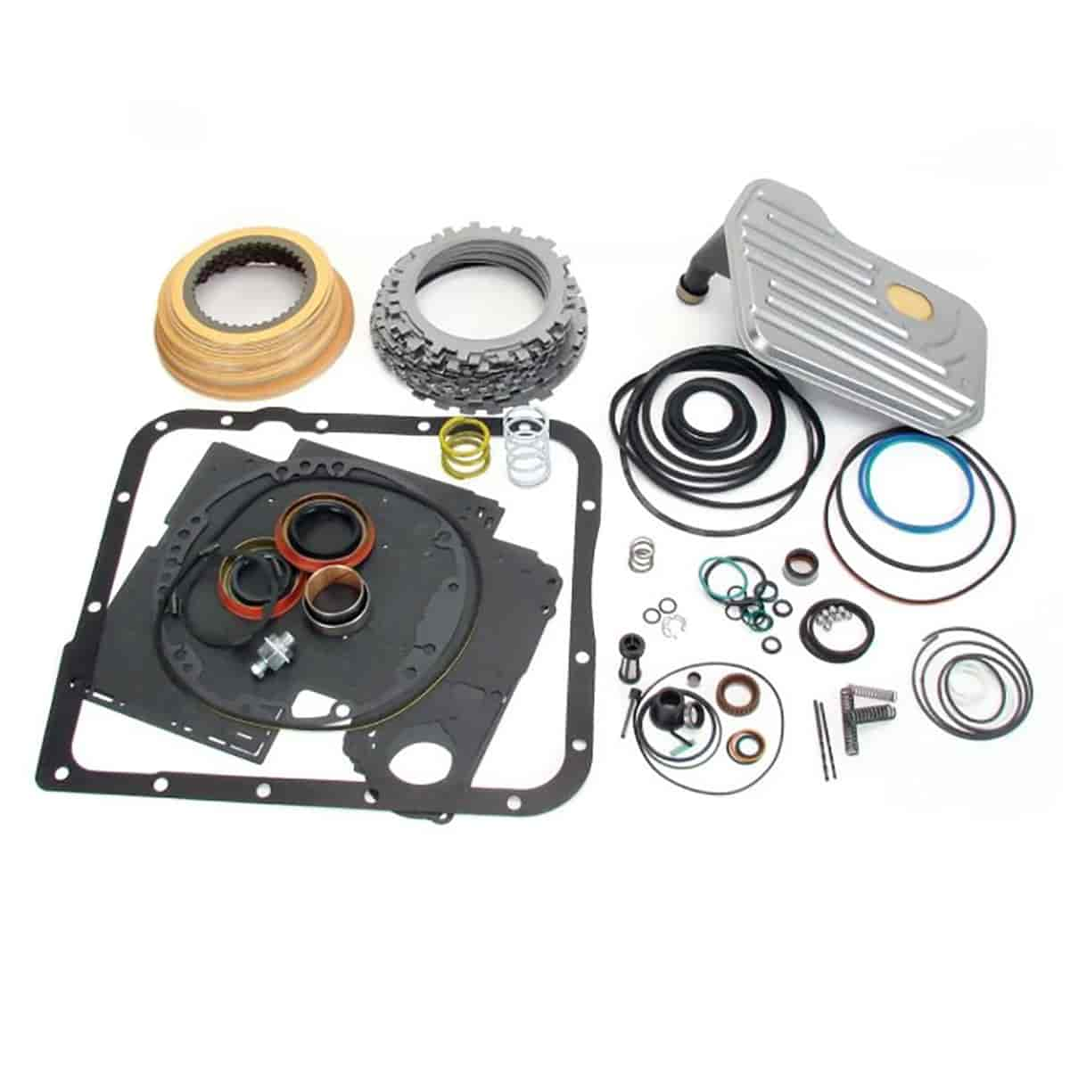 what tools do you need to rebuild a 4l60e transmission